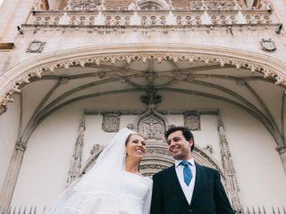 La boda de Olga y Ignacio