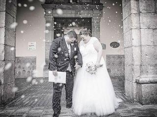 La boda de Alba y Erik
