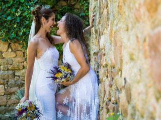 La boda de Arantxa y Laia