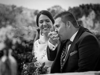 La boda de Iñaky y María