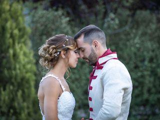 La boda de Christian y Patri