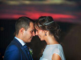 La boda de Rosalía y Fernando