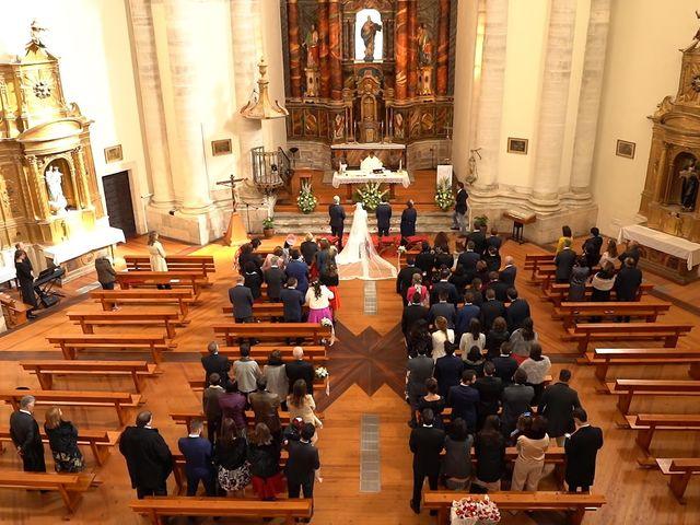 La boda de Alberto y Paula en Valoria La Buena, Valladolid 5