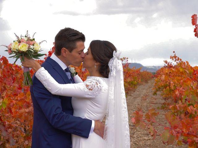La boda de Alberto y Paula en Valoria La Buena, Valladolid 9