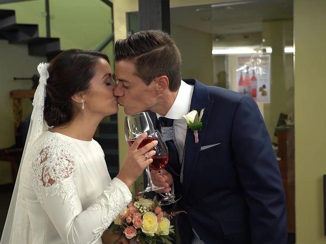 La boda de Alberto y Paula en Valoria La Buena, Valladolid 14
