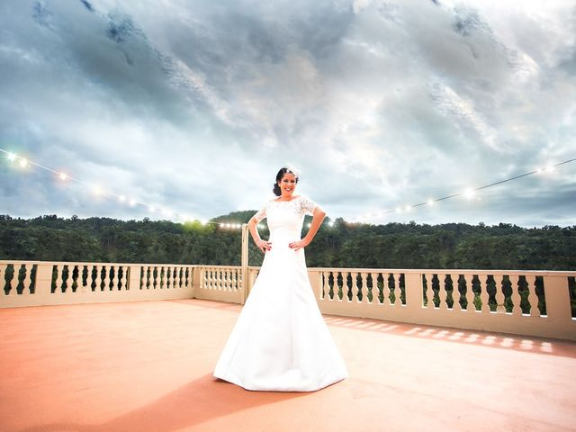 La boda de Albi y Bianca en Pontevedra, Pontevedra 1