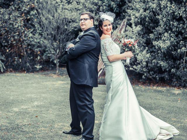 La boda de Bianca y Albi