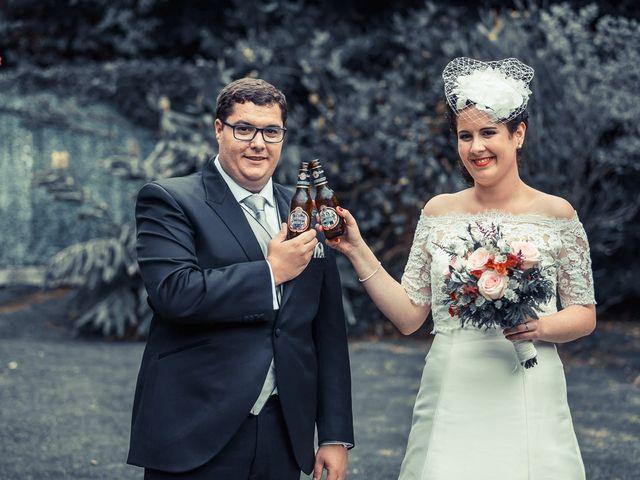 La boda de Albi y Bianca en Pontevedra, Pontevedra 16