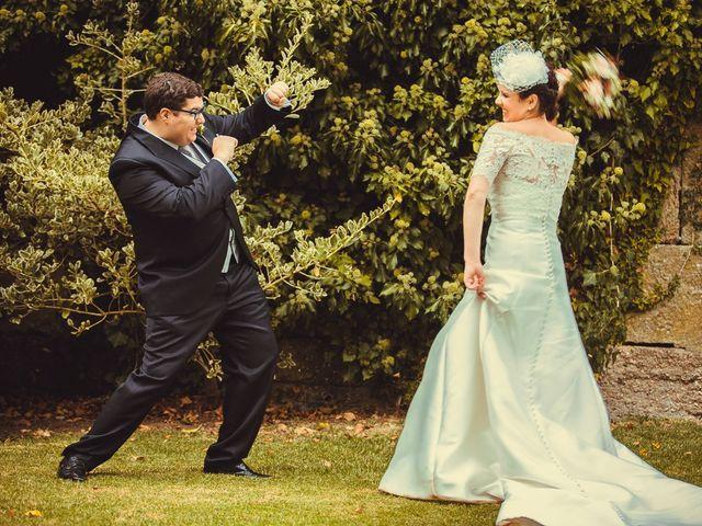 La boda de Albi y Bianca en Pontevedra, Pontevedra 17