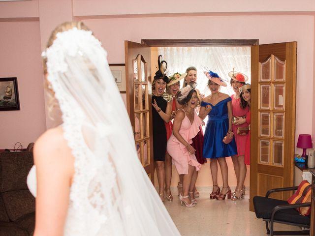 La boda de Alberto y Sandra en Toro, Zamora 8
