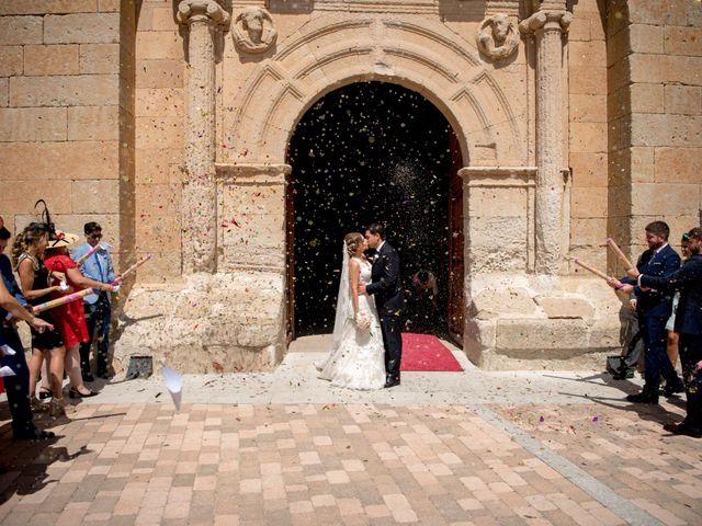La boda de Alberto y Sandra en Toro, Zamora 14