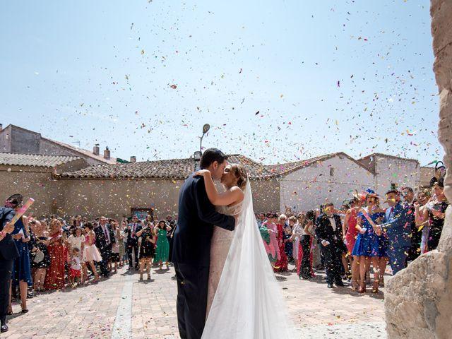 La boda de Alberto y Sandra en Toro, Zamora 17
