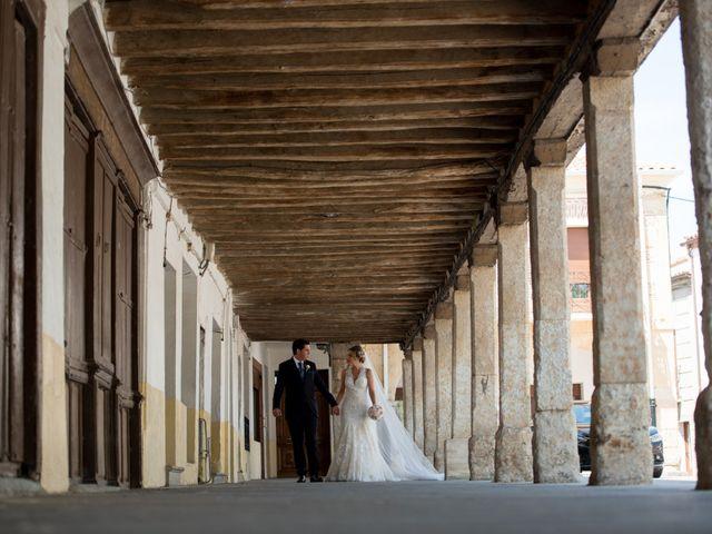 La boda de Alberto y Sandra en Toro, Zamora 19
