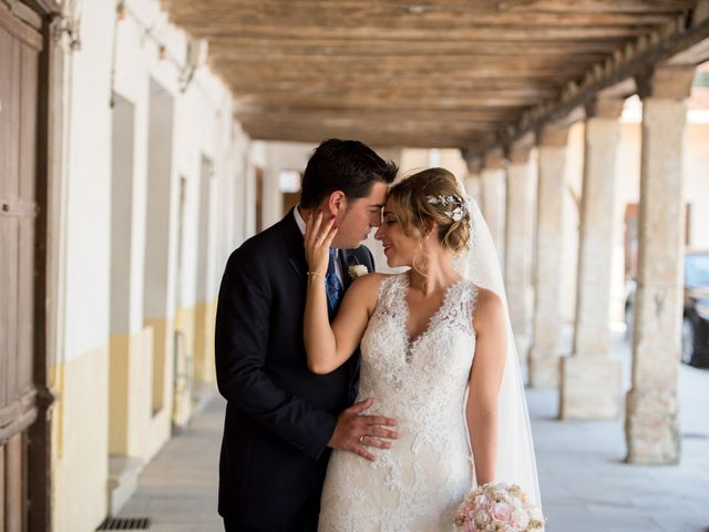 La boda de Alberto y Sandra en Toro, Zamora 20