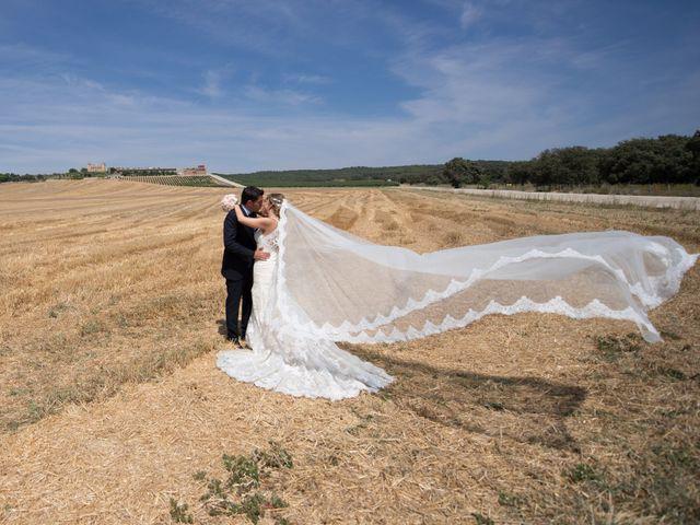 La boda de Alberto y Sandra en Toro, Zamora 22