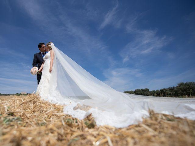 La boda de Alberto y Sandra en Toro, Zamora 24