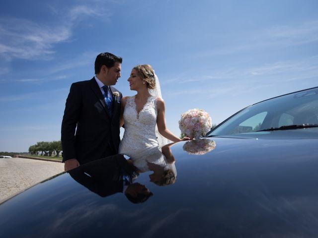 La boda de Alberto y Sandra en Toro, Zamora 26
