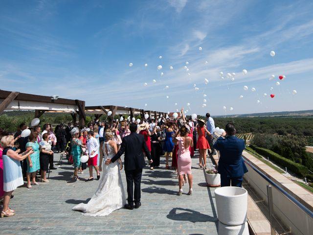 La boda de Alberto y Sandra en Toro, Zamora 31