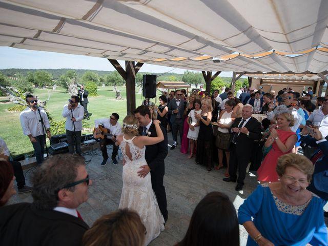 La boda de Alberto y Sandra en Toro, Zamora 34