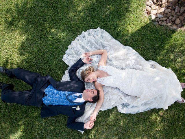 La boda de Alberto y Sandra en Toro, Zamora 37