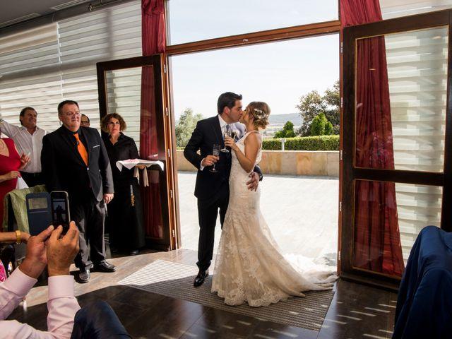 La boda de Alberto y Sandra en Toro, Zamora 38