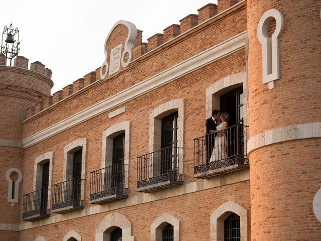 La boda de Alberto y Sandra en Toro, Zamora 41