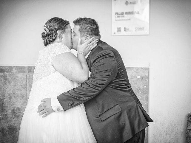La boda de Erik y Alba en Castelló/castellón De La Plana, Castellón 17
