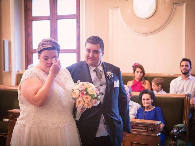 La boda de Erik y Alba en Castelló/castellón De La Plana, Castellón 22