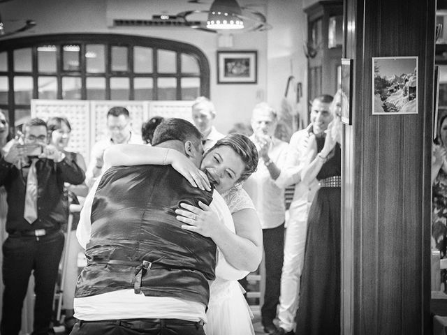 La boda de Erik y Alba en Castelló/castellón De La Plana, Castellón 30