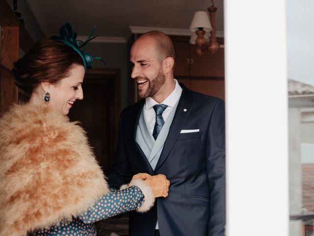 La boda de Alfonso y Rosi en La Gineta, Albacete 8