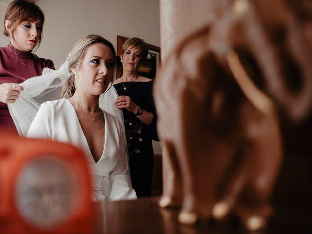 La boda de Alfonso y Rosi en La Gineta, Albacete 9