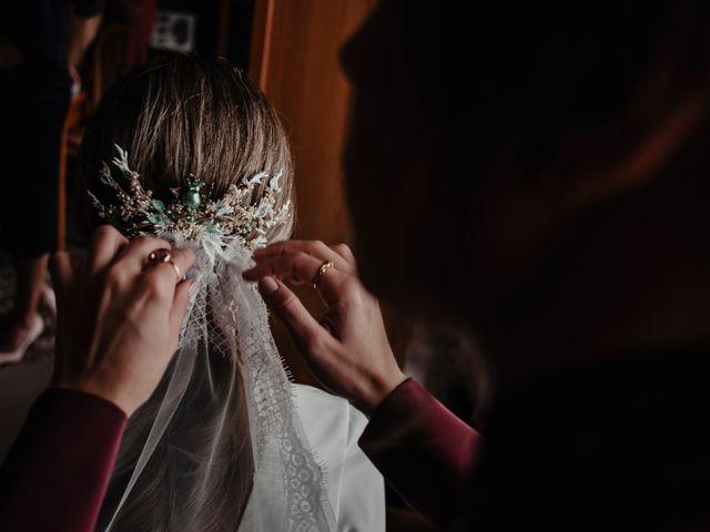 La boda de Alfonso y Rosi en La Gineta, Albacete 12