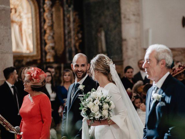 La boda de Alfonso y Rosi en La Gineta, Albacete 19