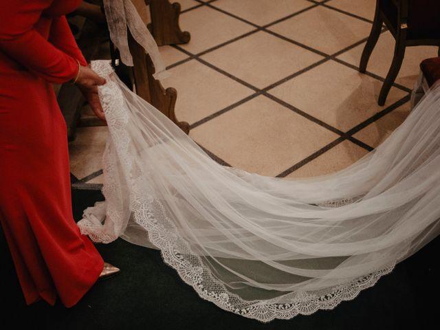 La boda de Alfonso y Rosi en La Gineta, Albacete 20
