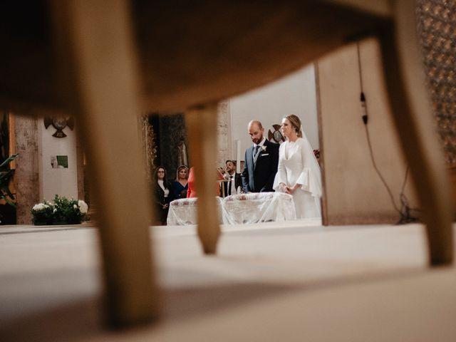 La boda de Alfonso y Rosi en La Gineta, Albacete 21