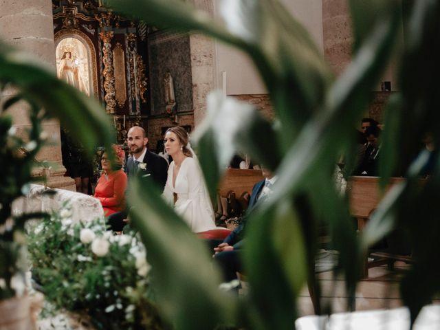 La boda de Alfonso y Rosi en La Gineta, Albacete 26