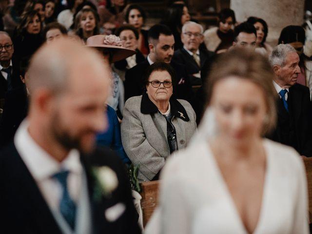 La boda de Alfonso y Rosi en La Gineta, Albacete 27