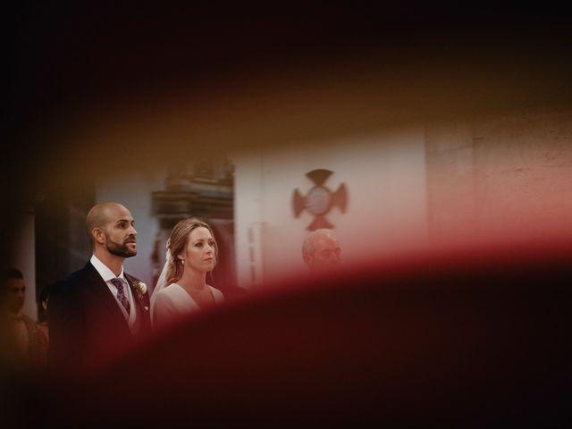 La boda de Alfonso y Rosi en La Gineta, Albacete 28