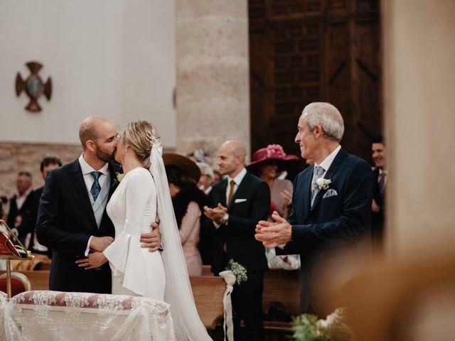 La boda de Alfonso y Rosi en La Gineta, Albacete 32