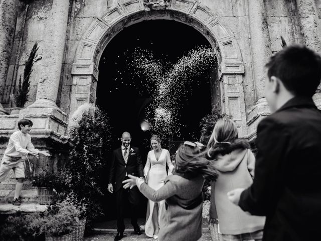 La boda de Alfonso y Rosi en La Gineta, Albacete 34