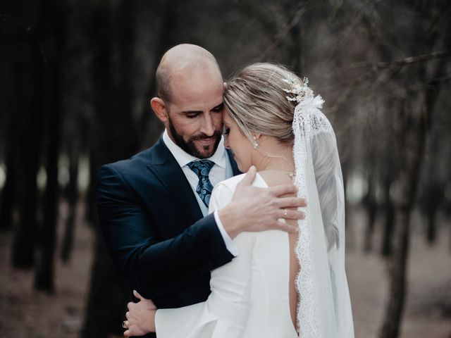 La boda de Alfonso y Rosi en La Gineta, Albacete 37