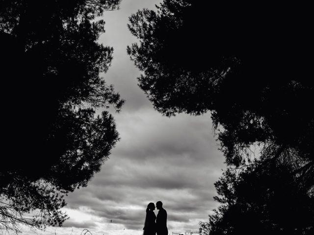 La boda de Alfonso y Rosi en La Gineta, Albacete 38