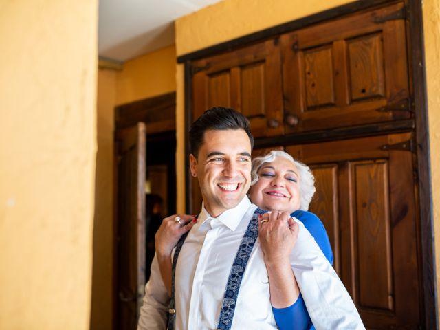 La boda de Daniel y Sonia en Madrid, Madrid 13