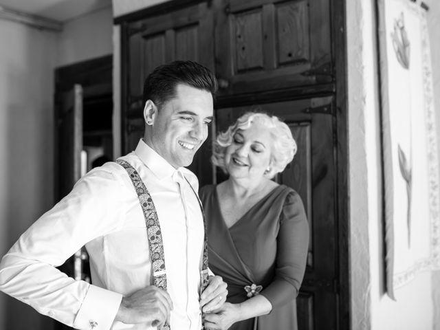 La boda de Daniel y Sonia en Madrid, Madrid 14
