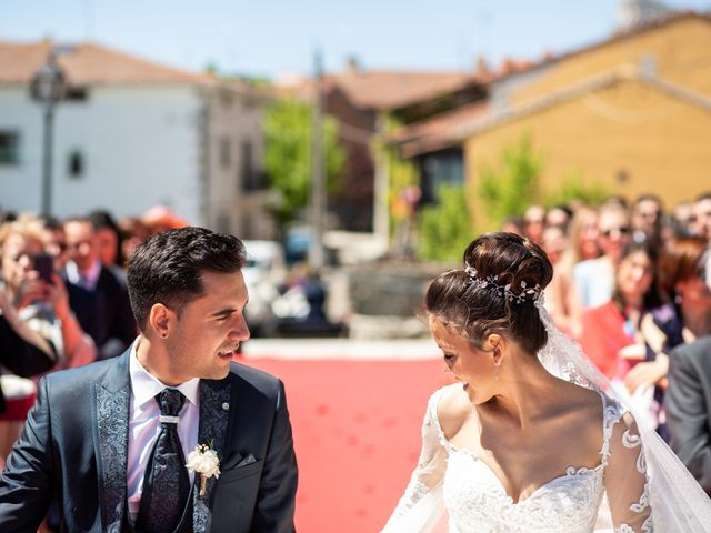 La boda de Daniel y Sonia en Madrid, Madrid 53