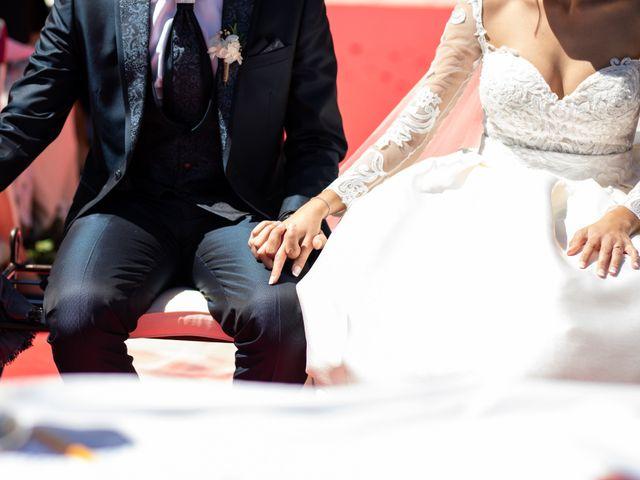 La boda de Daniel y Sonia en Madrid, Madrid 54