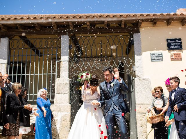 La boda de Daniel y Sonia en Madrid, Madrid 69