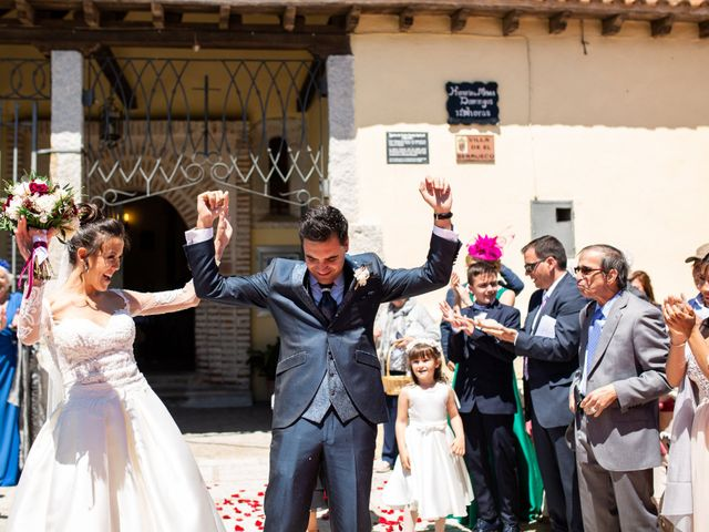 La boda de Daniel y Sonia en Madrid, Madrid 71