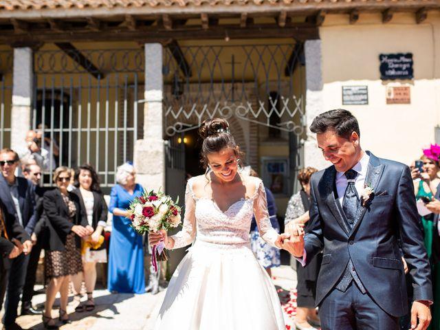 La boda de Daniel y Sonia en Madrid, Madrid 72