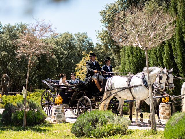 La boda de Daniel y Sonia en Madrid, Madrid 77